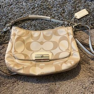 Authentic Coach purse- PERFECT CONDITION